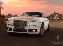 Rolls-Royce Wraith Palm Edition 999 фото
