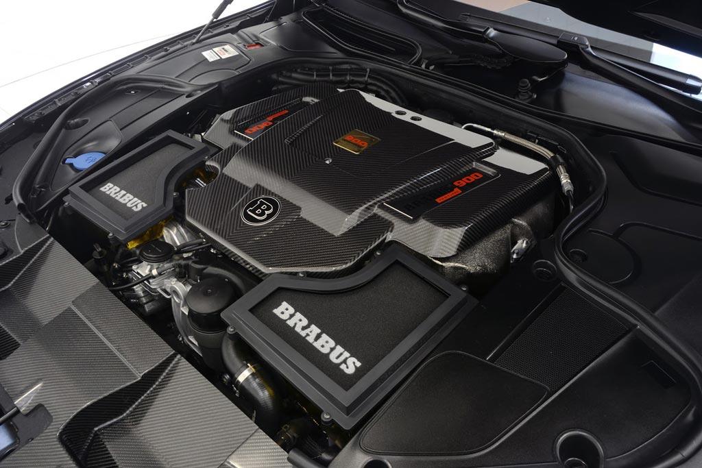 Двигатель Brabus 900 Rocket Coupe фото