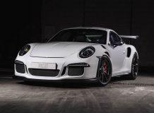Фото тюнинг Porsche 911 GT3 RS от TechArt