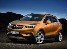 Новый Opel Mokka X фото