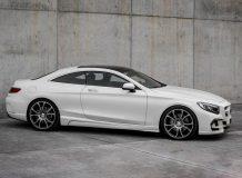 Фото тюнинг Mercdes S-Class Coupe от FAB Design