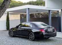 Mercedes-AMG E 43 4MATIC фото