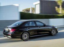 Новый Mercedes-AMG E43 фото