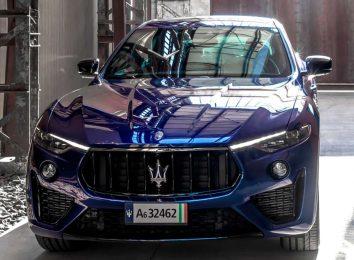 Maserati Levante [year]