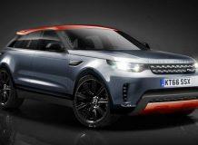 Рендер Range Rover Sport Coupe