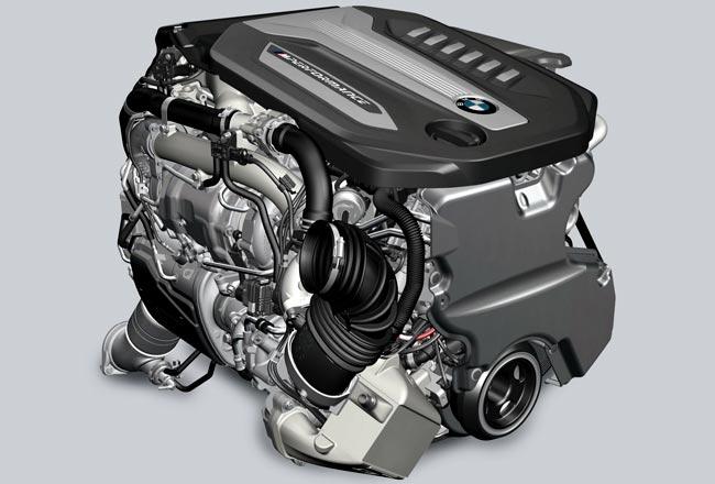 Новый 400-сильный дизель BMW