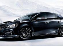Subaru Levorg STI фото
