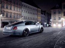 Фото тюнинг Rolls-Royce Wraith от Spofec