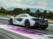 Фото McLaren 570S Sprint