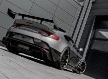 Фото тюнинг Aston Martin Vantage GT12