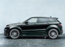 Диски Hamann на Range Rover Evoque фото