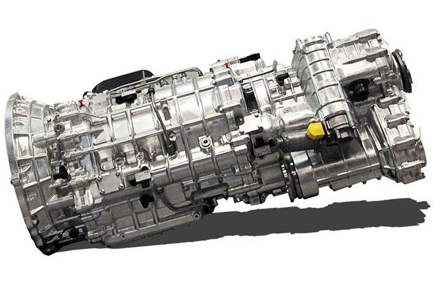 Новый 8-диапазонный робот JLR