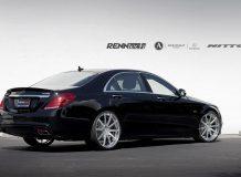 Диски Deep Monolite 10 Series на Mercedes S W222
