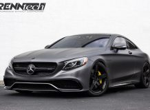 Renntech Mercedes-AMG S63 Coupe фото