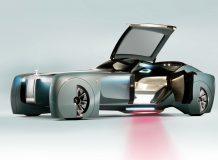 Фото концепта Rolls-Royce Vision Next 100