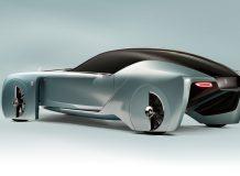 Rolls-Royce Vision Next 100 Concept фото