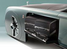 Багажник Rolls-Royce Vision Next 100