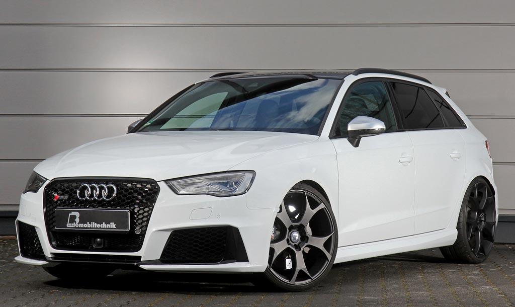 Audi RS3 от ателье B&B