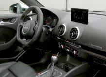 Салон Ауди RS3 Sportback II