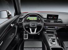 Салон Audi SQ5 II фото