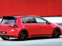 Фото тюнинг VW Golf GTI Clubsport от ABT