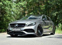 Обвес на Mercedes-AMG A45 от Carlsson фото