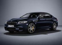 BMW M5 F10 Competition фото