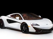McLaren 570GT by MSO Concept фото