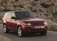 Фото нового Range Rover SVAutobiography Dynamic