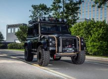 Land Rover Defender 90 от тюнинг ателье Tweaked