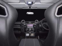 Тюнинг салона Land Rover Defender от Tweaked фото