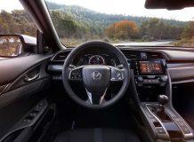 Фото салона Honda Civic 5D 10