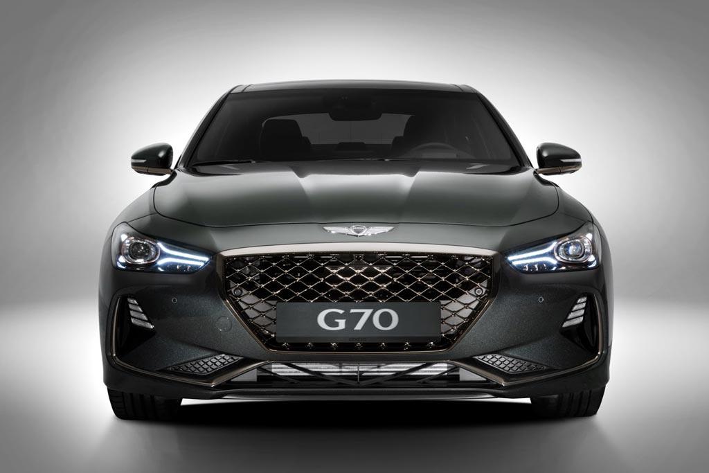 Генезис G70
