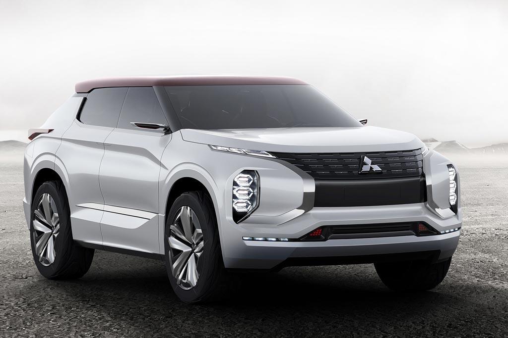 Mitsubishi GT-PHEV Concept фото