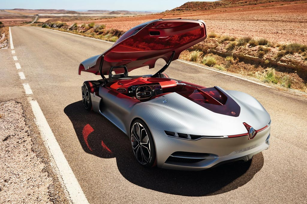 Renault Trezor Concept фото