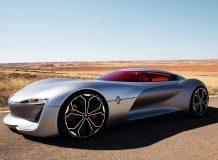 Концепт Renault Trezor фото