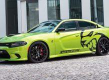 Фото тюнинг Dodge Charger SRT Hellcat от GeigerCars
