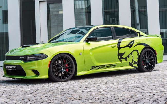 Dodge Charger SRT Hellcat от GeigerCars