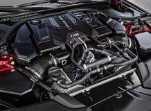 Двигатель 4.4 V8 twin-turbo для M5