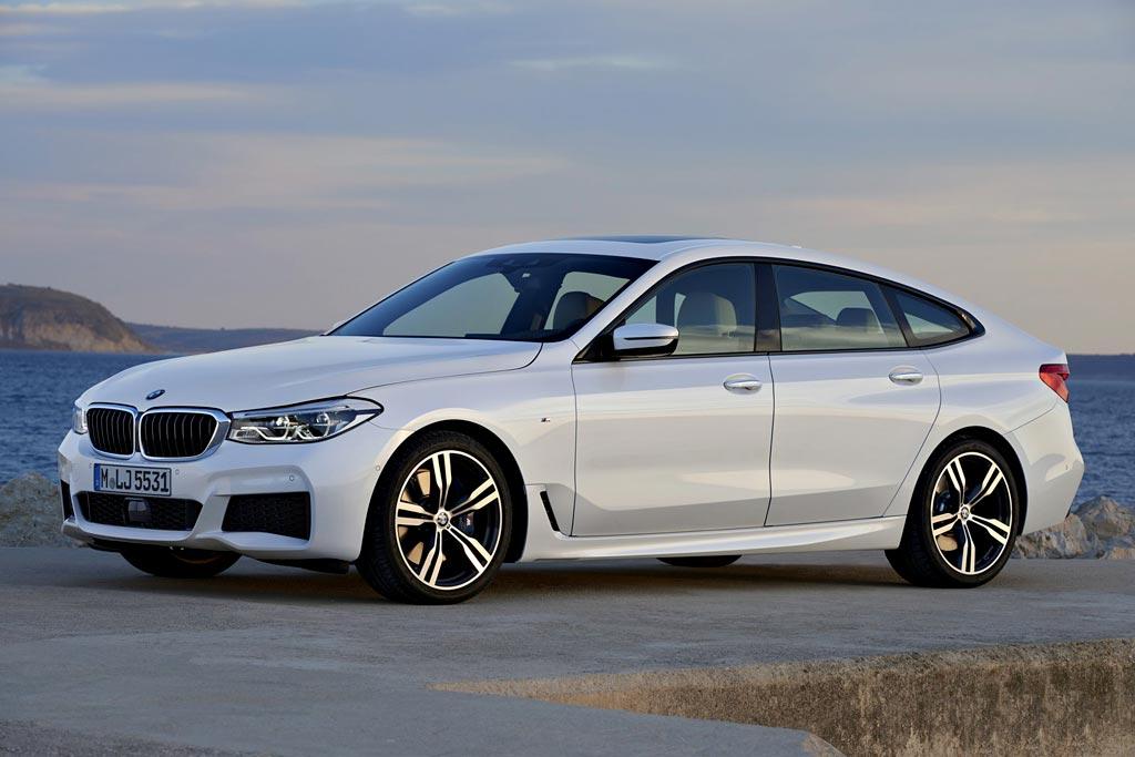 Новая модель BMW 6-Series GT 2019