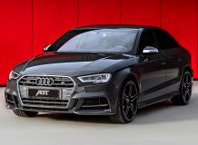 Фото тюнинг Audi S3 Sedan от ABT