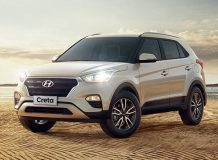Фото Hyundai Creta для Бразилии
