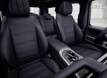 Салон Mercedes G-Class [year]