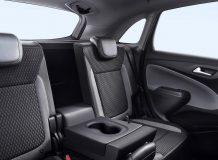 Интерьер Opel Crossland X