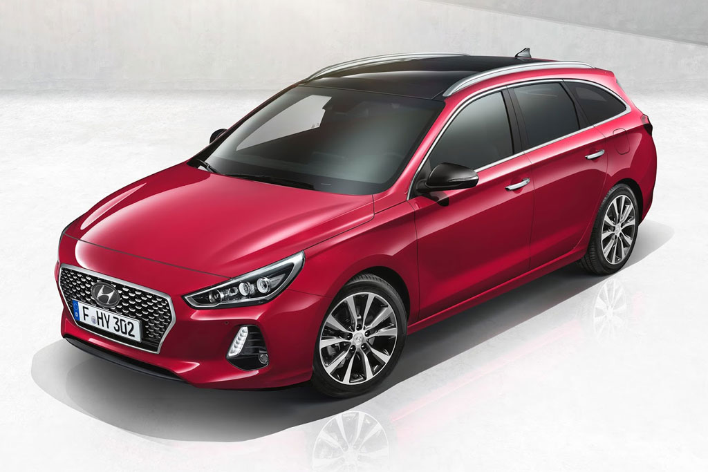 Новый универсал Hyundai i30 Wagon