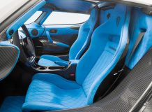 Фото салона Koenigsegg Agera RS1