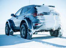 Фото Hyundai Santa Fe для поколения Антарктики