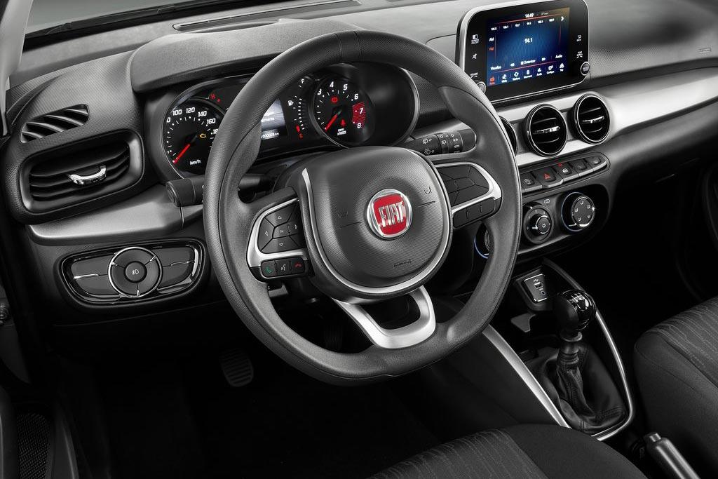 Салон Fiat Argo фото