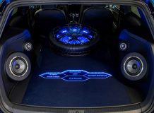 Аудиосистема в Golf GTI First Decade