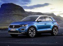 Фото Volkswagen T-Roc в новом кузове